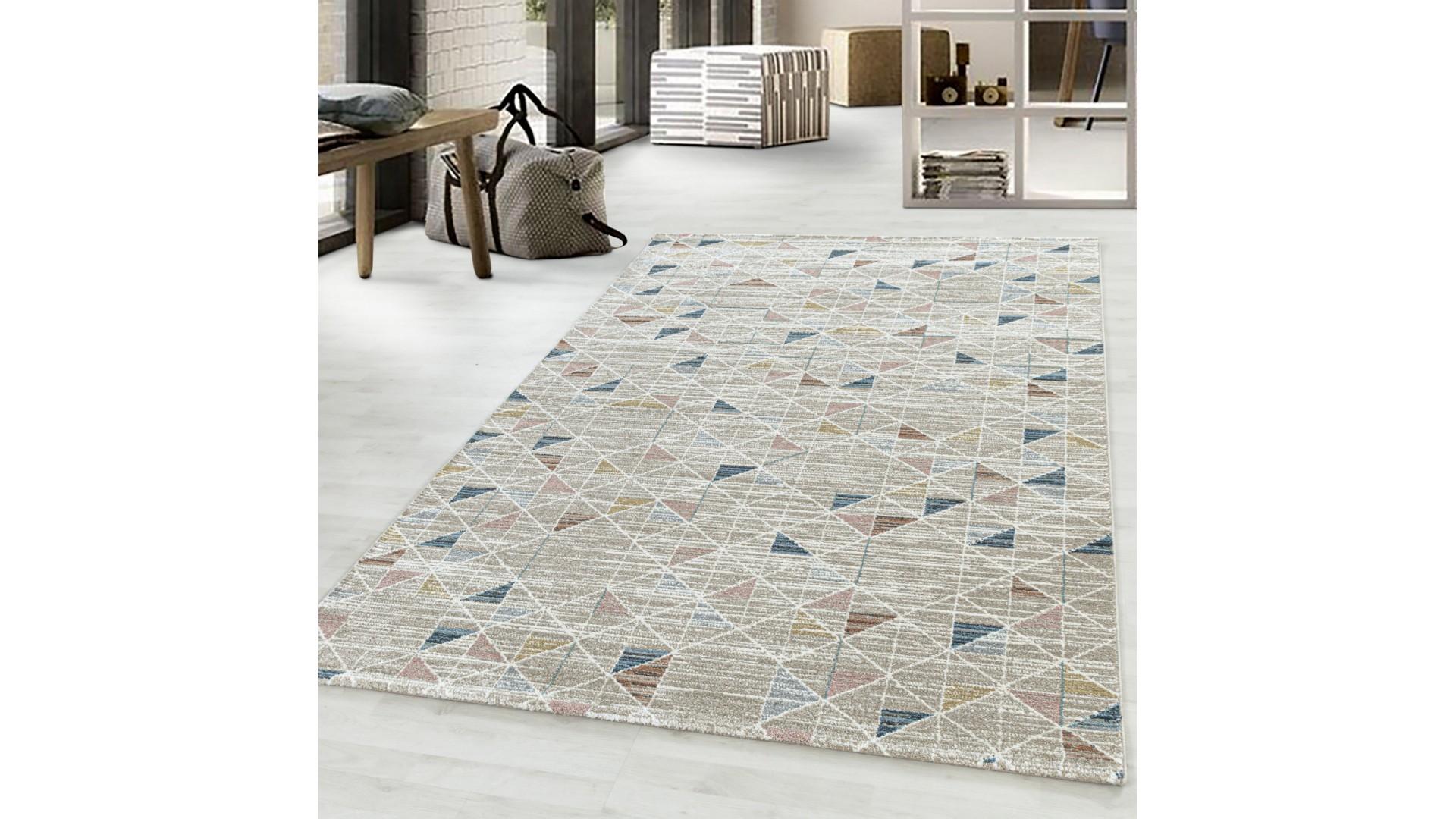 Prepiękny pastelowy dywan do salonu i sypialni.