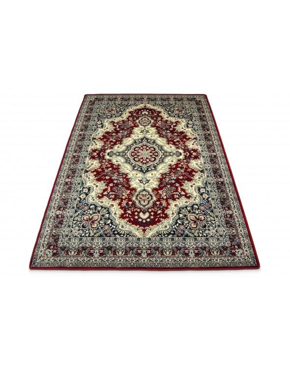 Piękny modny klasyczny dywan.