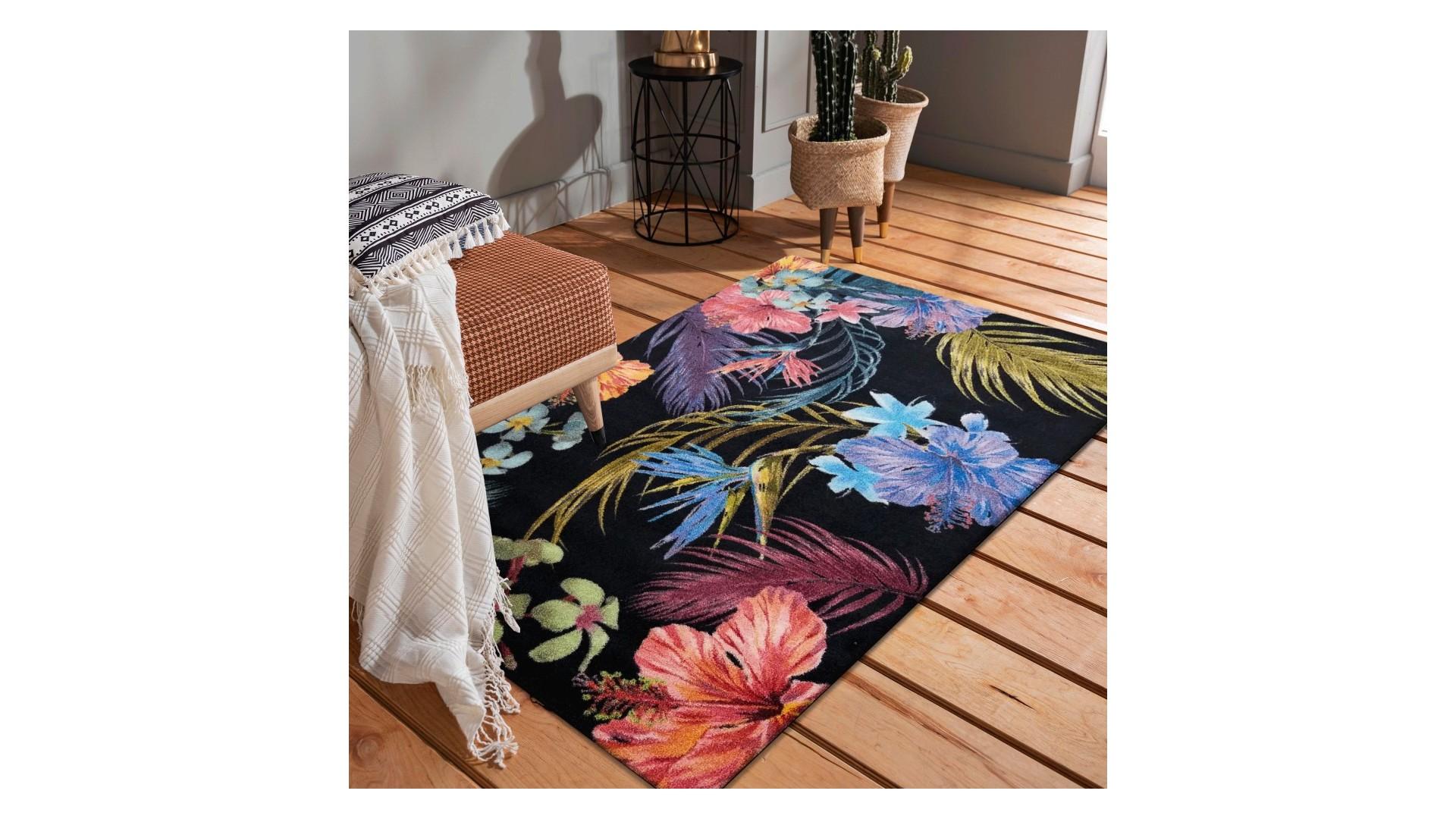 Orginalny dywan o przepięknym kwiecistym wzorze z kolekcji CASOBLANCO