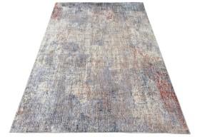 Dywan nowoczesny do salonu MAGNOL Niebieski 543 KENTAKI