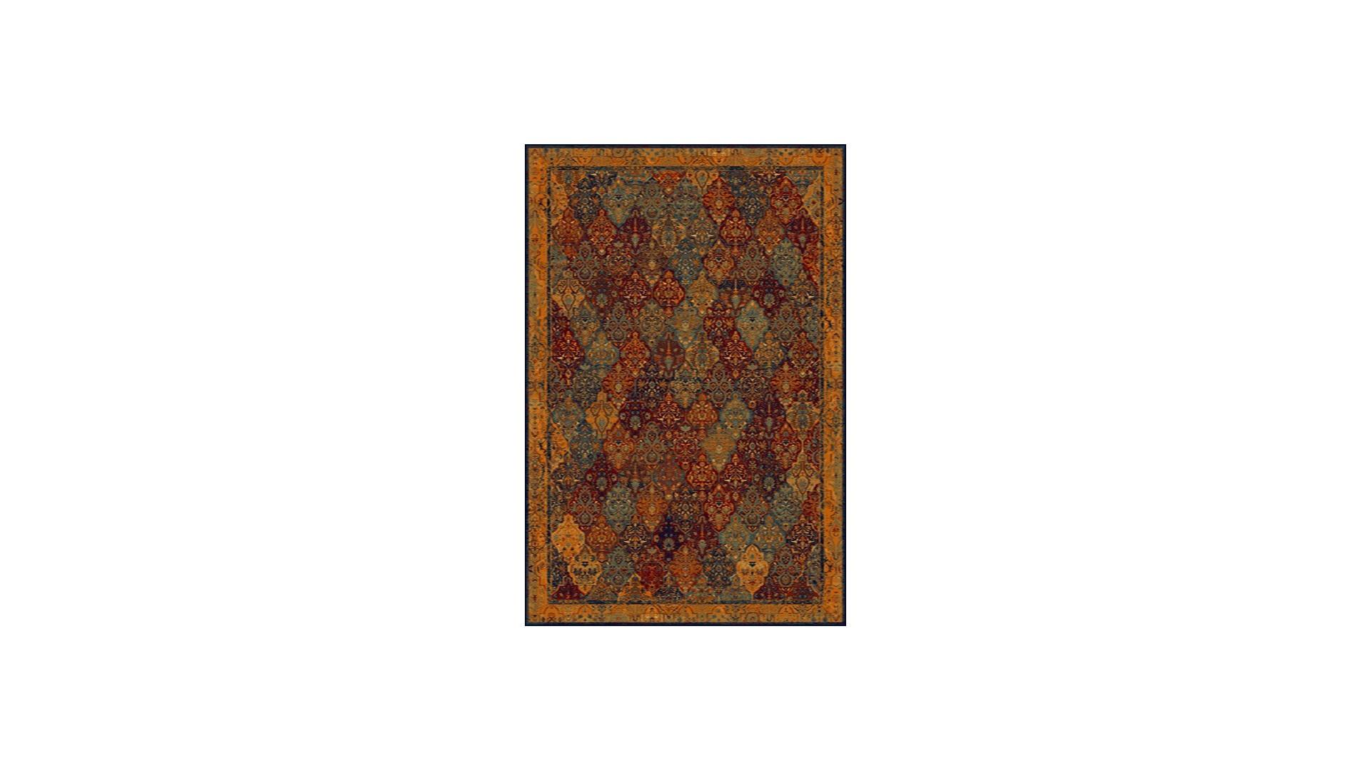 Piękny klasyczny dywan do salonu i sypialni.