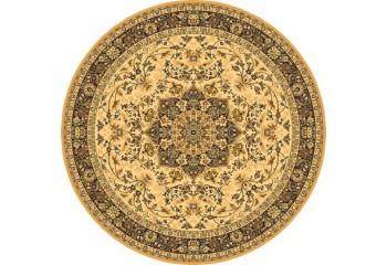 Dywan wełniany klasyczny KORDOBA Sepia2 Koło POLONIA