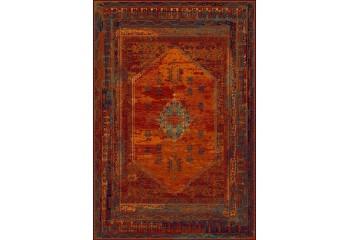 Dywan wełniany klasyczny MISTIK Red OMEGA