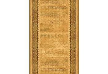 Dywan wełniany klasyczny LAVA Miód chodnik OMEGA