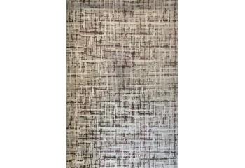 Dywan nowoczesny do salonu EDESA Beżowo Brązowy PORTO