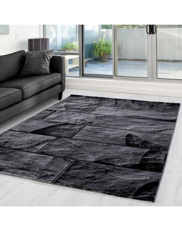 Bardzo modny nowoczesny dywan do salonu jak i pokoju młodzieżowego.
