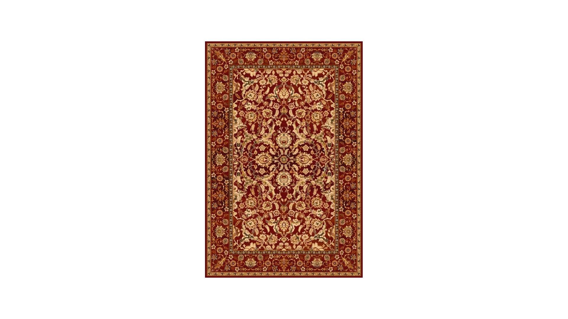 Niesamowitej jakości dywan wełniany z największej, słynnej polskiej fabryki Agnella. Model Stolnik Rubin z kolekcji Agnus.
