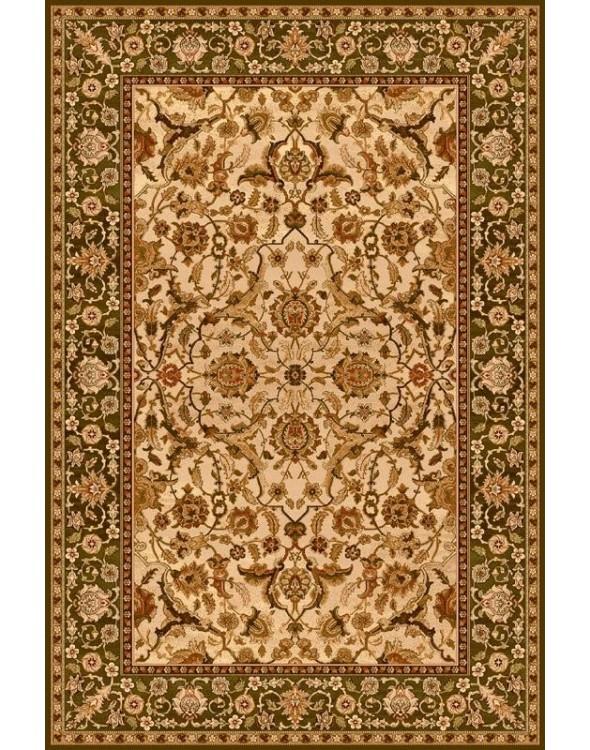 Niesamowitej jakości dywan wełniany z największej, słynnej polskiej fabryki Agnella. Model Stolnik Sahara z kolekcji Agnus.