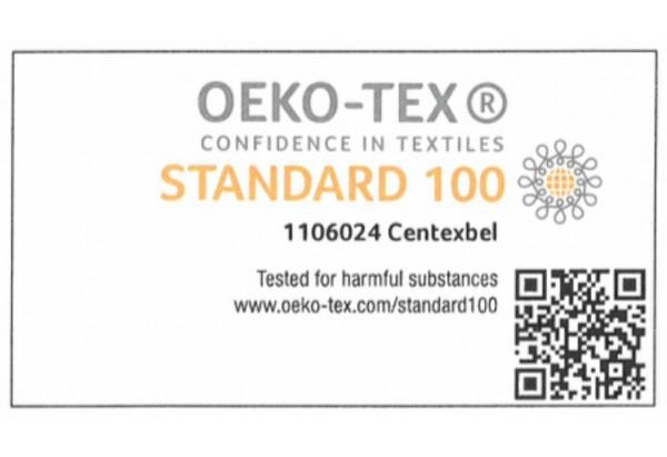 Otrzymane przez producenta certyfikaty OEKO-TEX oznaczają, że dywany ALFA są bezpieczne dla ludzi