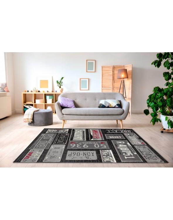 Dywany, które idealnie pasują do większości wnętrz. Pokój, salon, korytarz.