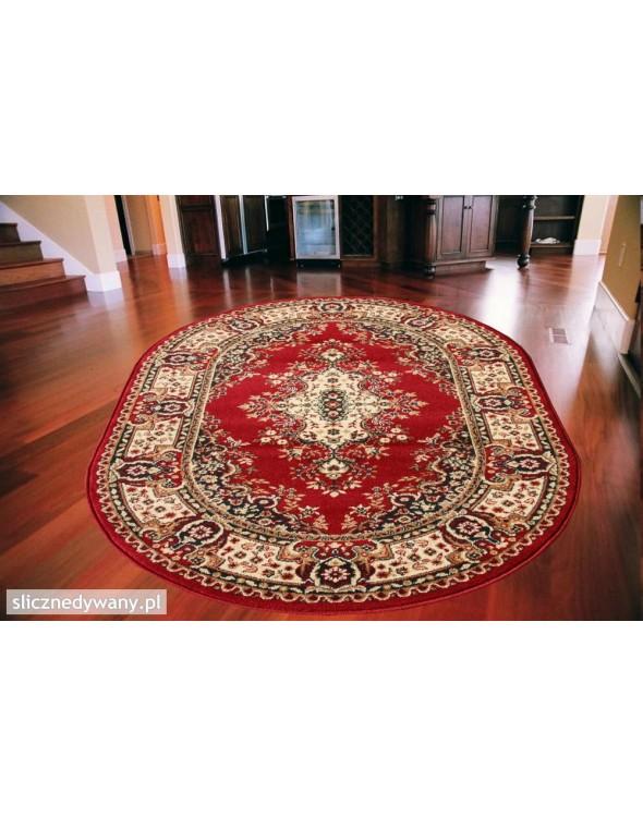 Ciekawy klasyczny dywan do pokoju.