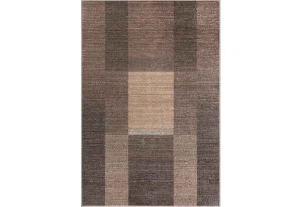 Ciemne modne kolory dywanu. Wysoka jakość wykonania.