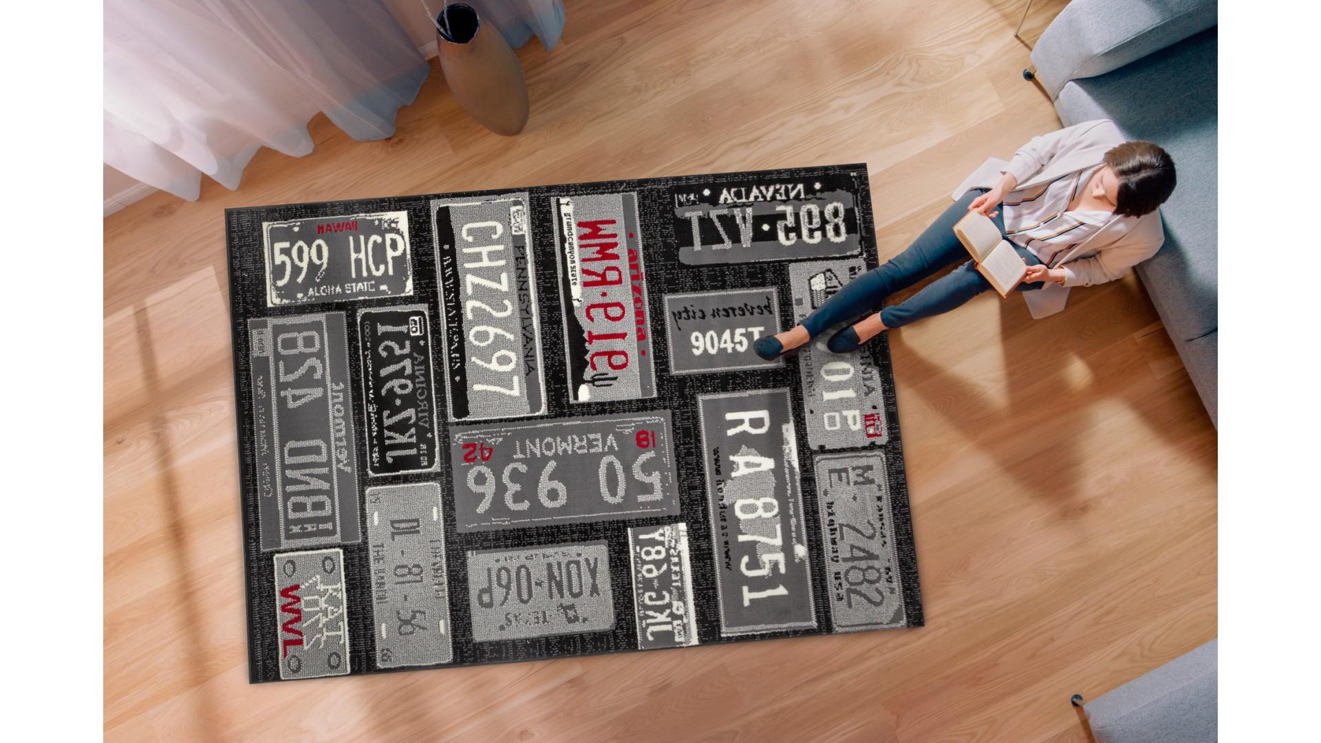 Dywany CITY MODERN - nowoczesne motywy, idealne dla młodzieży.