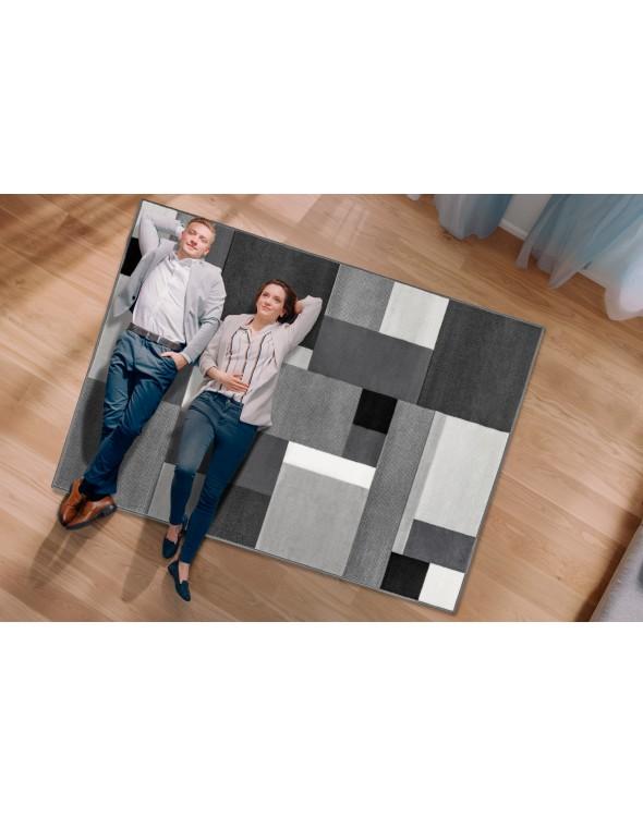 Tetris Popiel - niesamowite szarości do wyjątkowego pokoju