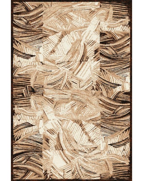 Modne kwieciste kombinacje dywanu.