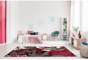 Dzieciaki będą zadowolone z takiego dywanu.