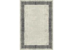 Modna ramka dywanu. Jest w modnych popielatych  kolorach. Wysoka jakość wykonania.