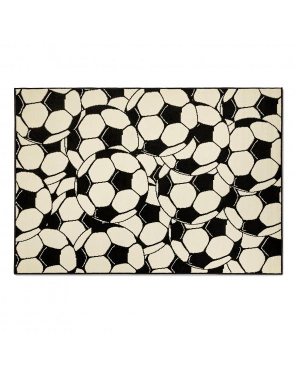 Modne wzory piłki nożnej.