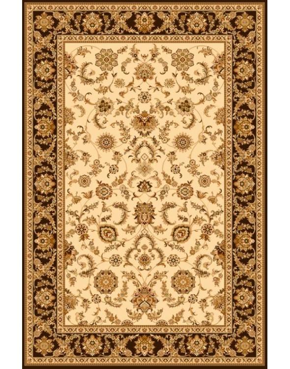 Wełniany, klasyczny dywan do każdego pomieszczenia.