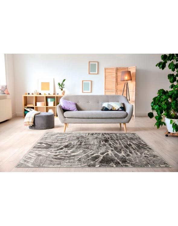 Piękny, nowoczesny dywan poliestrowy z fabryki Dywilan Łódź