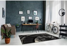 Nowoczesny dywan do pokoju młodzieżowego bądź salonu.