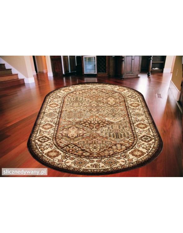 Klasyczny dywan do sypialni oraz salonu.