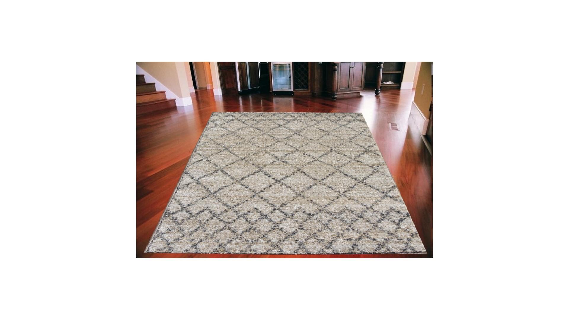 Ładny dywan do salonu.