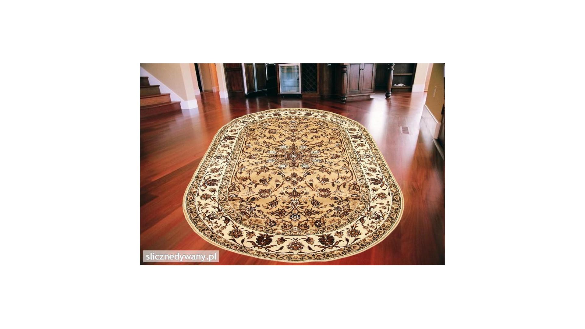 Modny dywan do salonu oraz sypialni.