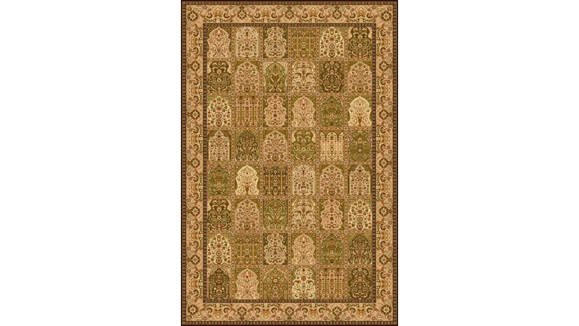 Wełniany dywan do salonu.