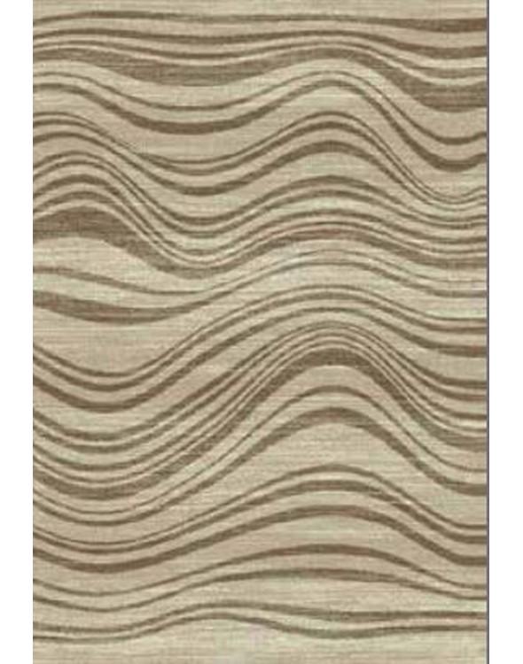 Świetny dywan w modnych jasnych barwach.