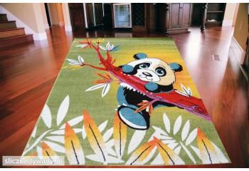 Dywan Panda Green MONDO KIDS