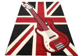 Brytyjskie dywany.