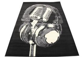 Nowoczesny dywan dla młodzieży i dorosłych.