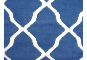 Wzory marokańskiej koniczynki.