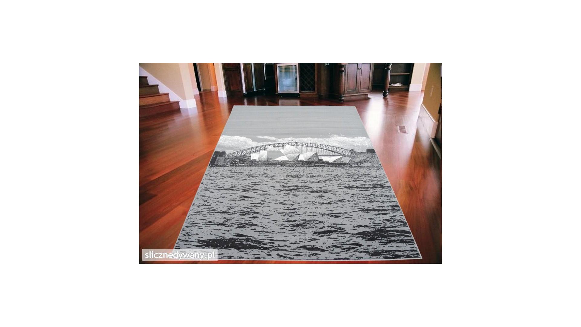 Nowoczesny dywan do każdego modnego wnętrza.