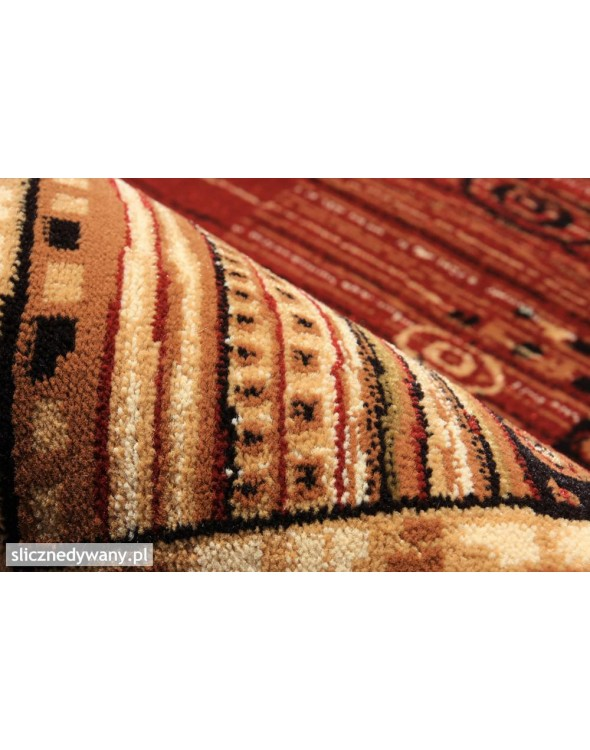 Dywan nadaje się jako ozdoba do pokoju.