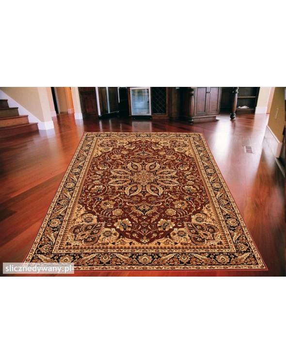Modne barwy dywanu.