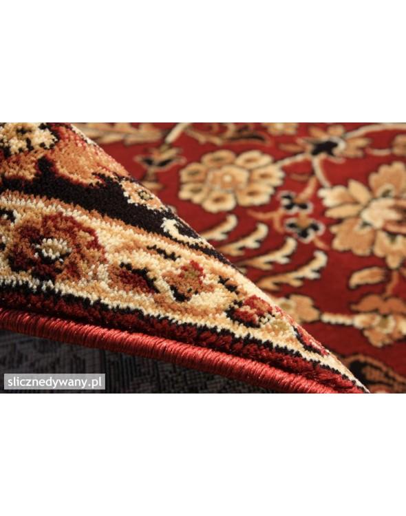 Dywan wykonany z wysokiej jakości materiałów.