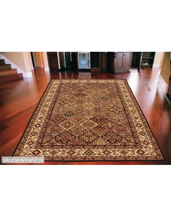 Modne, klasyczne dywany do salonu.