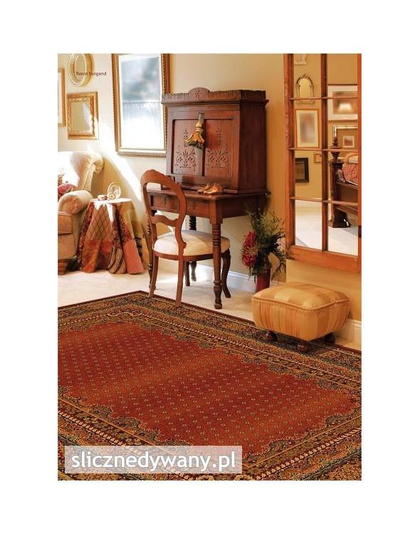 Wnętrze klasyczne nie może obyć się bez dywanu wełnianego