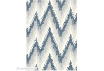 Dywan nowoczesny NANNA Niebieski AVANTI