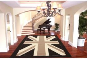 Przepiękny dywan do pokoju młodzieżowego.