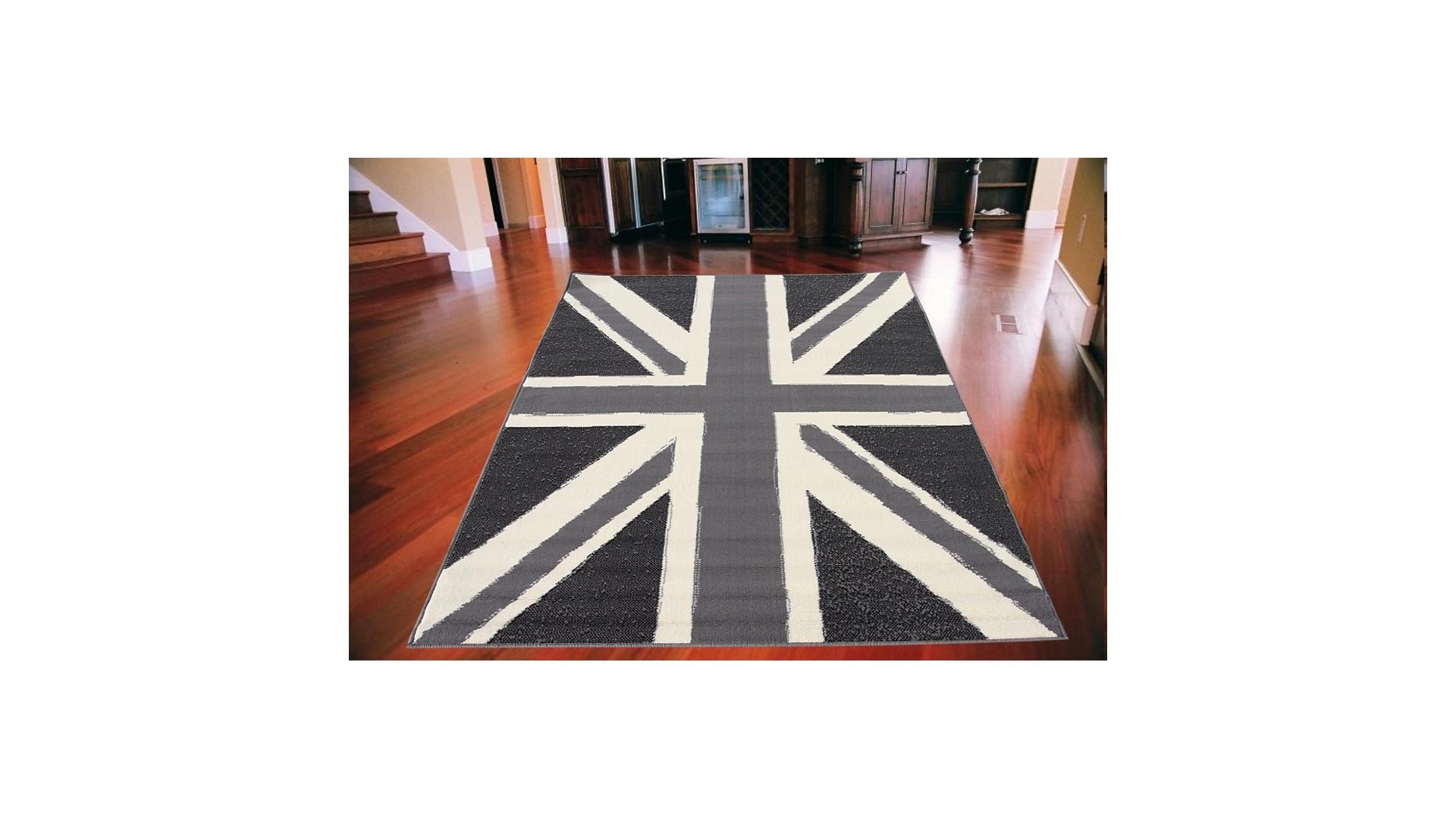 Nowoczesny dywan do każdego, modnego pomieszczenia.