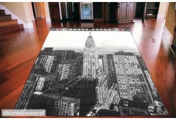 Dywan Chrysler Building...