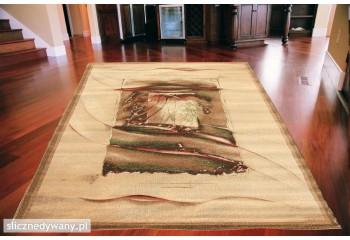 Dywan nowoczesny do salonu MIMAS Beż STANDARD