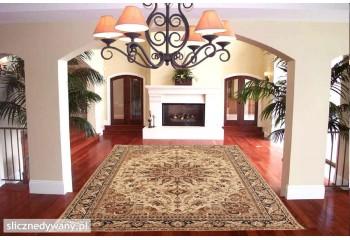 Idealny jako ozdoba do salonu bądź do ogrzewania podłogowego.