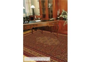 Dywan wełniany do salonu WAWELSKI Burgund POLONIA