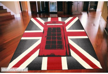 Dywan Union Jack Telephone...