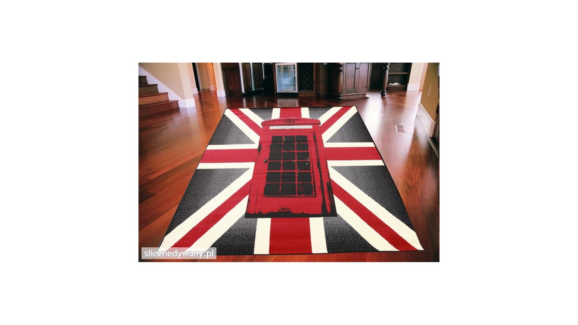 Przepiękny dywan nowoczesny.