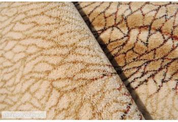Dywan jest wykonany z wełny.